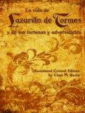 Vida de Lazarillo de Tormes y de Sus Fortunas y Adversidades  Annotated edition cover