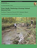 Water Quality Monitoring at Saratoga National Historical Park Northeast Temperate Network 2011 Summary Report N/A 9781492928713 Front Cover