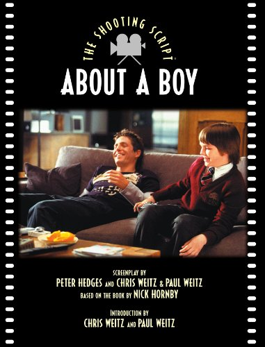 About a Boy The Shooting Script  2002 edition cover