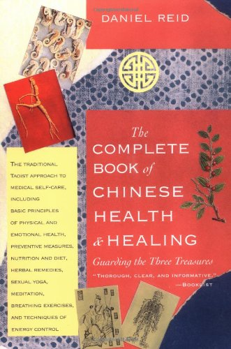 Complete Book of Chinese Health   1994 9781570620713 Front Cover