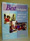Best Behavior Building Positive Behavior Support in Schools  2005 edition cover