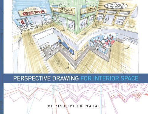 Perspective Drawing for Interior Space   2012 edition cover