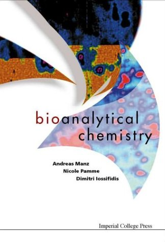 Bioanalytical Chemistry   2004 edition cover