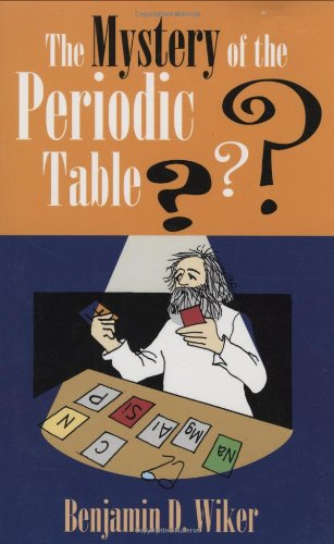 Mystery of the Periodic Table   2003 edition cover