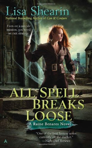 All Spell Breaks Loose  N/A 9781937007713 Front Cover