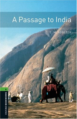 OXFORD BOOKWORMS 6. A PASSAGE TO INDIA  3rd edition cover