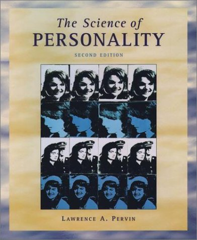 Science of Personality  2nd 2002 (Revised) edition cover