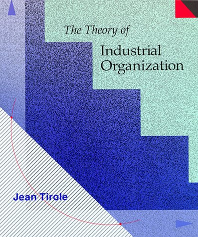 Theory of Industrial Organization   1988 edition cover