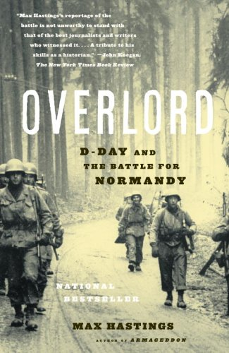 Overlord D-Day and the Battle for Normandy  2006 edition cover