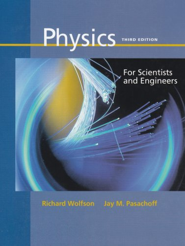 Physics for Scientists and Engineers  3rd 1999 edition cover