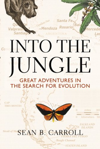 Into the Jungle Great Adventures in the Search for Evolution  2009 edition cover