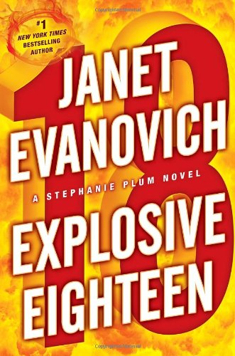 Explosive Eighteen   2011 edition cover