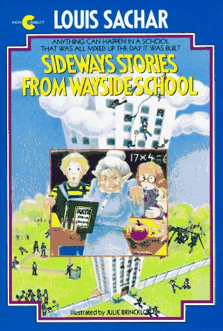 Sideways Stories from Wayside School   1978 edition cover