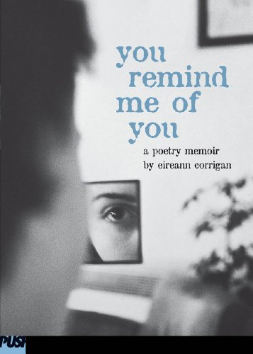 You Remind Me of You A Poetry Memoir  2002 edition cover