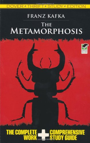 Metamorphosis Thrift Study Edition   2009 edition cover