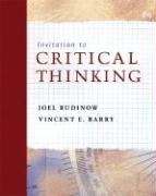 Invitation to Critical Thinking  6th 2008 (Revised) edition cover