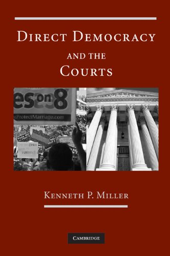 Direct Democracy and the Courts   2009 edition cover