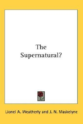 Supernatural?  N/A 9780548098714 Front Cover