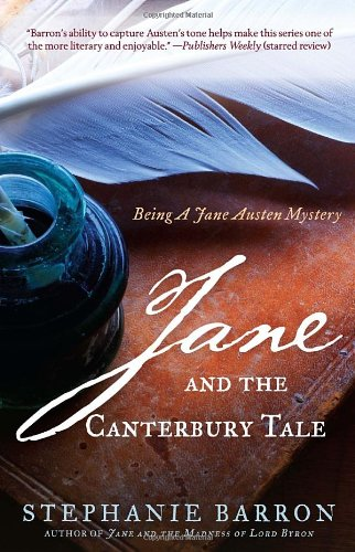 Jane and the Canterbury Tale   2011 9780553386714 Front Cover
