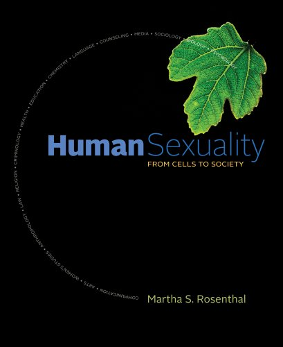 Human Sexuality From Cells to Society  2013 edition cover