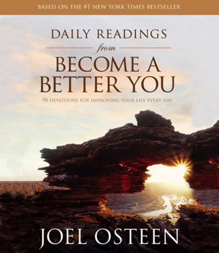 Become a Better You Daily Readings:  2008 edition cover