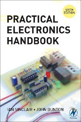 Practical Electronics Handbook  6th 2007 9780750680714 Front Cover