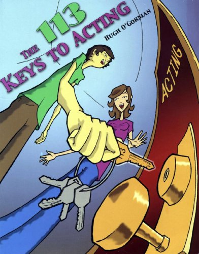 113 Keys to Acting Revised  edition cover