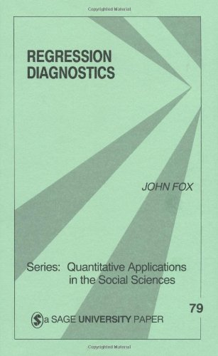 Regression Diagnostics An Introduction  1991 edition cover
