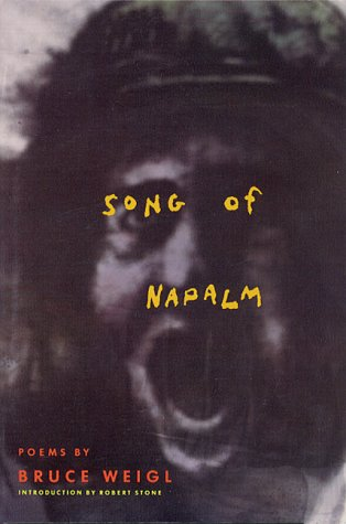 Song of Napalm Poems  2001 edition cover