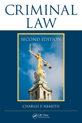 Criminal Law  2nd 2012 (Revised) edition cover