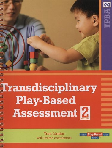 Transdisciplinary Play-Based Assessment  2nd 2008 edition cover