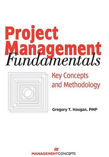Project Management Fundamentals Key Concepts and Methodology  2006 9781567261714 Front Cover
