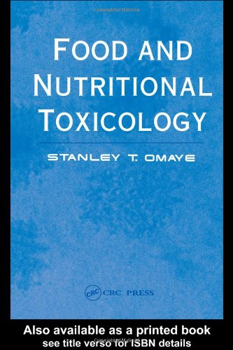 Food and Nutritional Toxicology   2004 edition cover