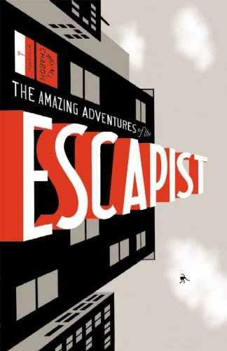 Amazing Adventures of the Escapist   2004 edition cover