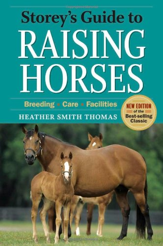 Raising Horses Breeding, Care, Facilities 2nd 2010 edition cover