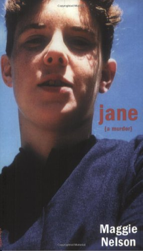 Jane A Murder  2005 edition cover