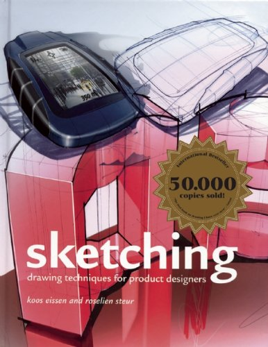 Sketching Drawing Techniques for Product Designers  2007 edition cover