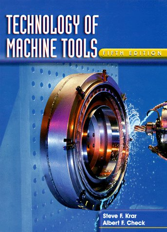 Technology of Machine Tools  5th 1997 (Revised) edition cover