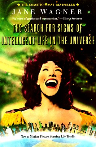 Search for Signs of Intelligent Life in the Universe  Reprint  9780060920715 Front Cover