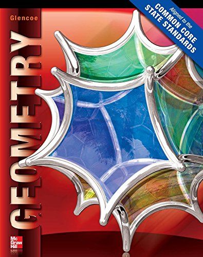 Geometry Student Edition CCSS   2012 9780078952715 Front Cover