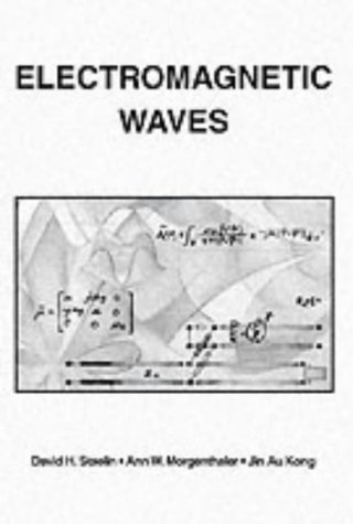 Electromagnetic Waves  1st 1994 9780132258715 Front Cover