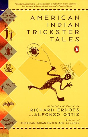 American Indian Trickster Tales   1999 edition cover