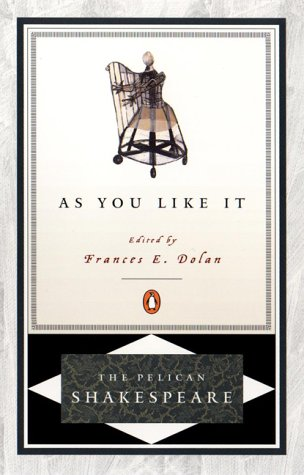 As You Like It   2000 (Revised) edition cover