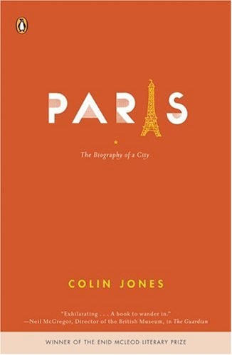 Paris The Biography of a City  2006 edition cover