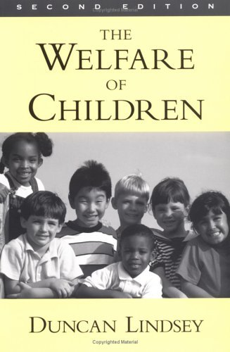 Welfare of Children  2nd 2003 (Revised) edition cover