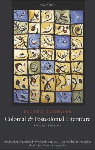 Colonial and Postcolonial Literature  2nd 2004 (Revised) edition cover