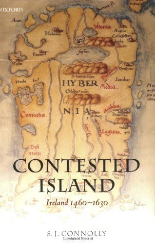 Contested Island Ireland 1460-1630  2009 edition cover