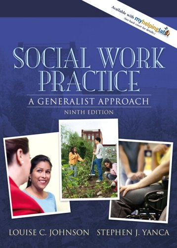 Social Work Practice A Generalist Approach 9th 2007 (Revised) edition cover