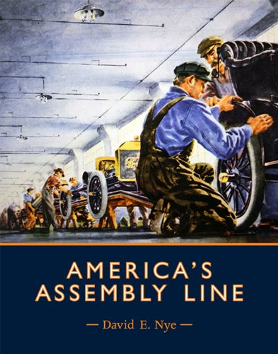 America's Assembly Line   2013 9780262018715 Front Cover