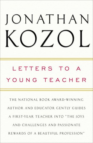 Letters to a Young Teacher   2007 edition cover
